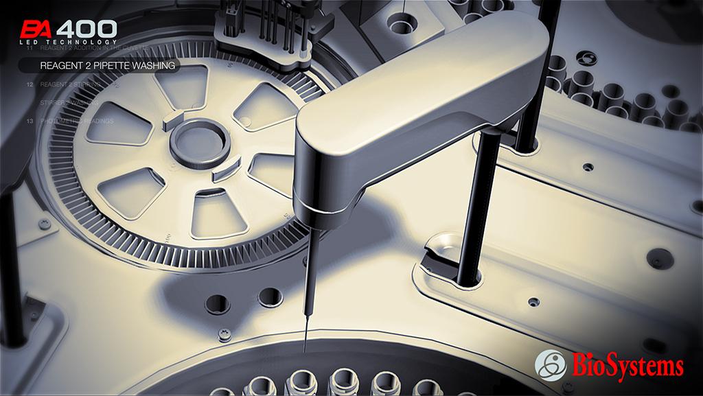 BioSystems / BA400 / screenshot 09